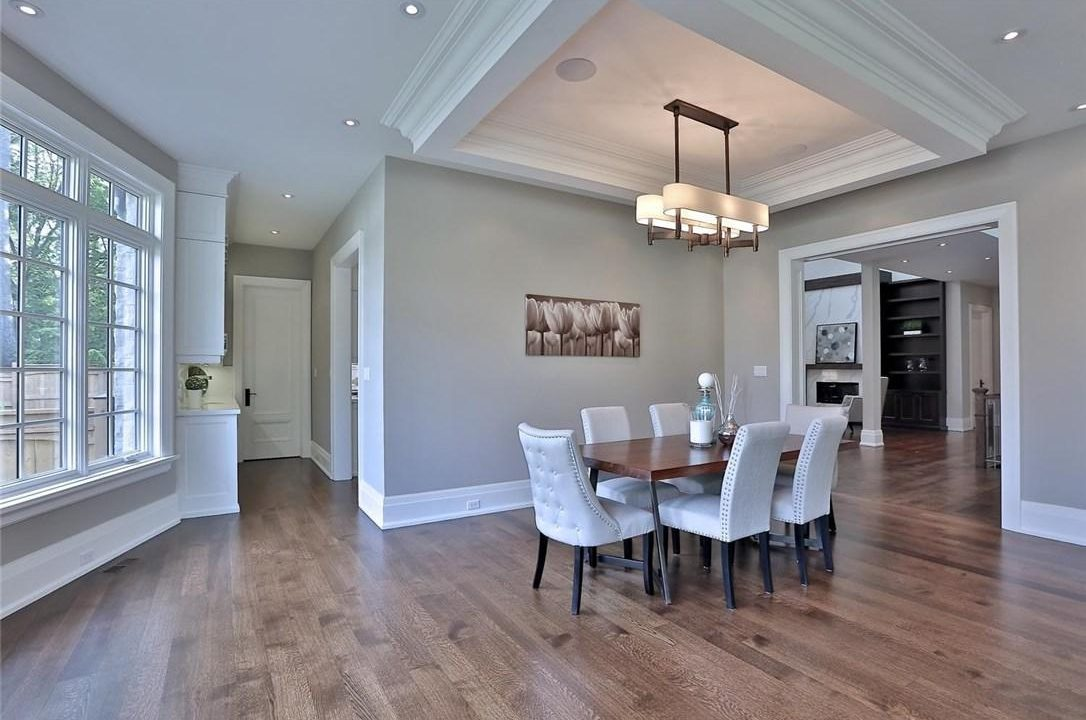 Dining Room and Servery