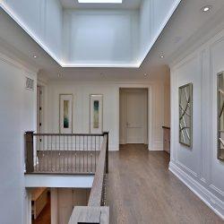 Upper Floor Hallway