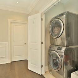 Laundry Upstairs