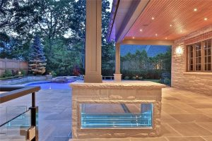 Backyard Patio and Pool